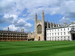 Learn English in Cambridge