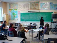 French courses in Quebec
