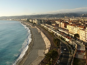 Learn French in Nice